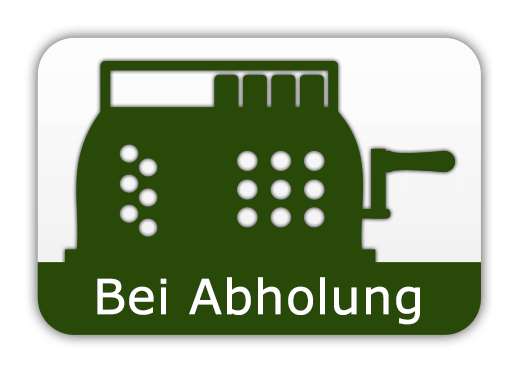 Zahlung bei Abholung Icon