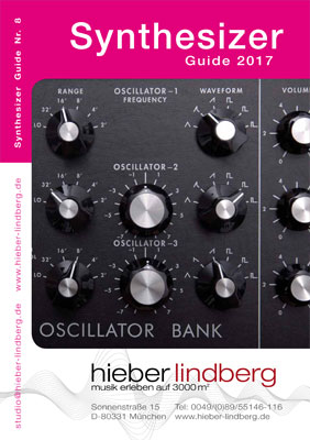 Synthesizer Guide 2017