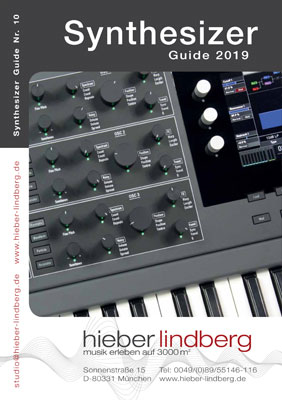 Synthesizer Guide 2019