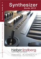 Synthesizer Guide 2012