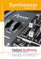 Synthesizer Guide 2013