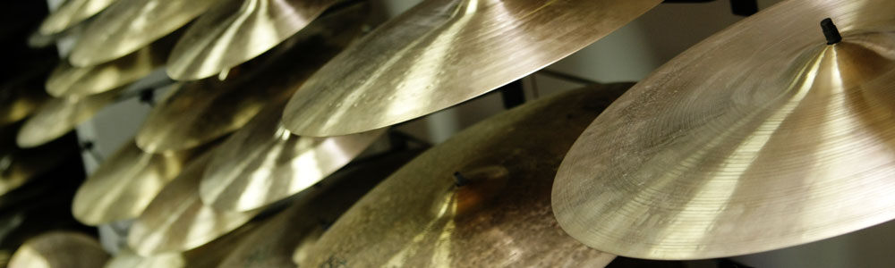 Abteilung Drums und Percussion